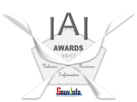 Ardans aux IAI Awards le 30 mai 2017