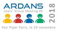 Augm 2018 #6 : Ardans Users' Group Meeting