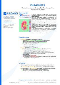 Projet Diagnos - ARDANS