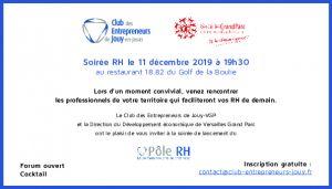 Invitation Pole RH le 11 décembre 2019
